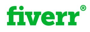 Font Fiverr Logo