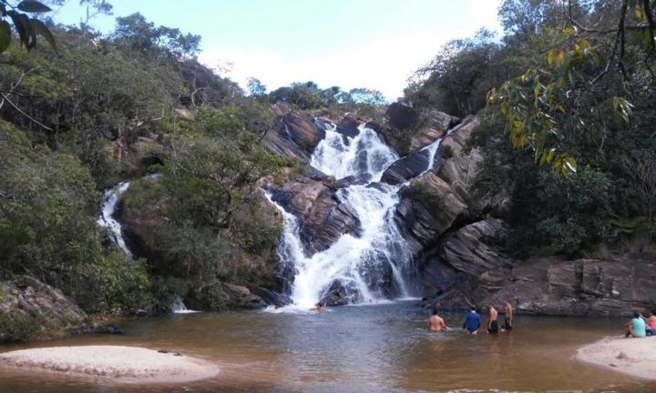 Cachoeira Lázaro