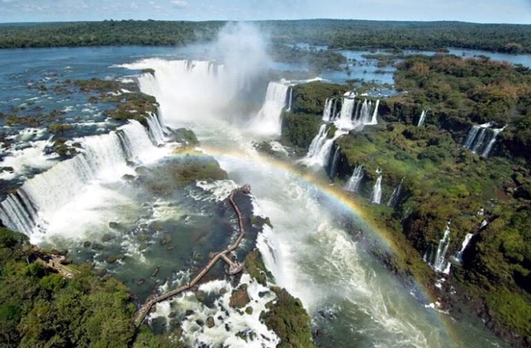 Cataratas do Iguaçu - Fox do Iguaçu/PR