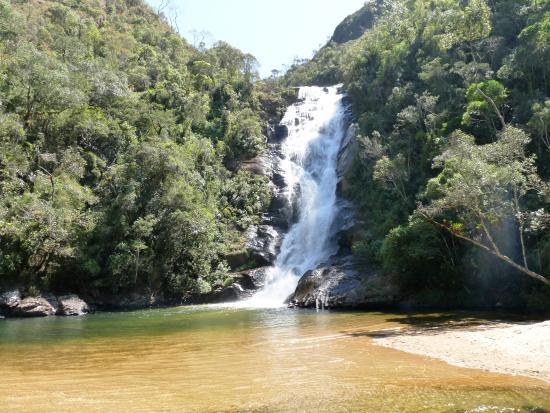 Cachoeira Santo Isidro – São Jose do Barreiro/SP